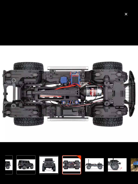 Traxxas TRX-4 Land Rover Defender D110 Scale : Oh le beau joujou ! - Page 10 Ea2e2e10
