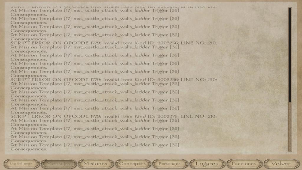[SP][ES] Gekokujo - Daimyo Edition  - Página 3 Error_10