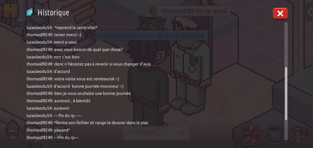 [CHU] Raport d'action de thomas09249 Screen90