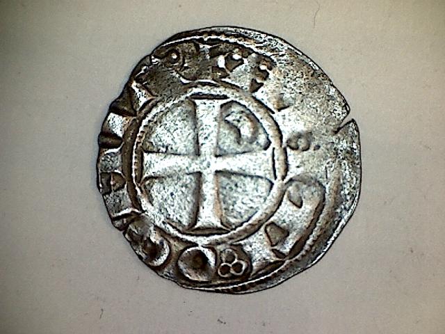 Dinero de Bohemundo III. Principado de Antioquía (1163-1201).  21050511