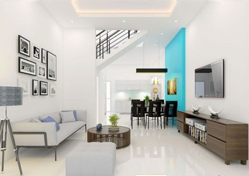 Thi công sơn nhà tại Hà Nội giá tốt  Son-nh10