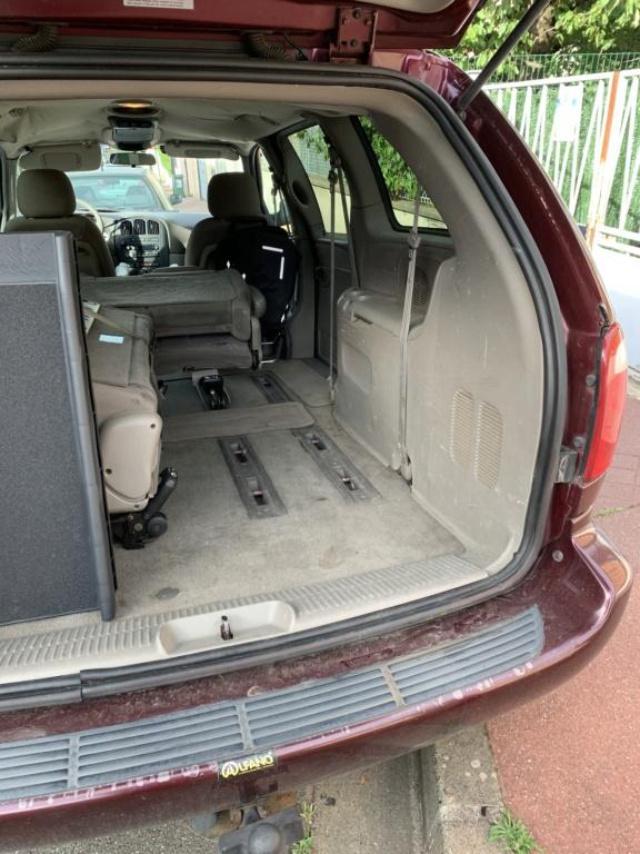 Dodge Grand Caravan S4 3.3 de 2001 CT ok Ba293310