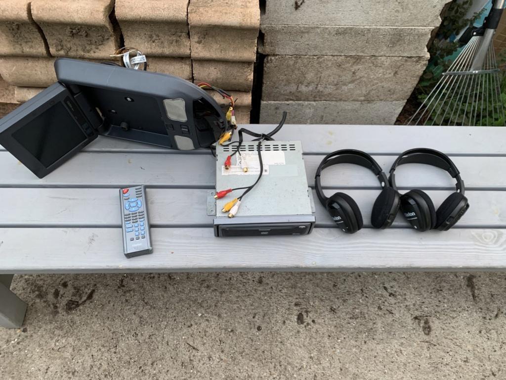 Lecteur DVD avec la console de plafond S4 Bf03ac10