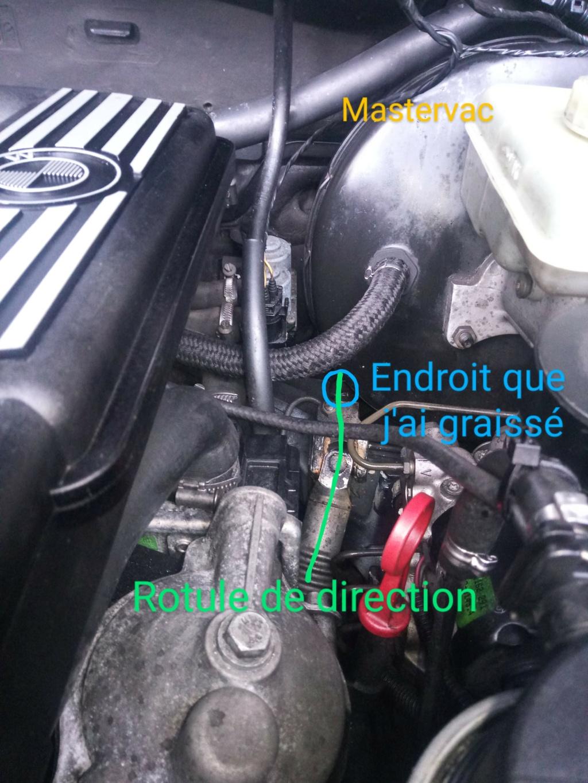 [ bmw e36 318 tds an 1996 ] Problème de direction Img_2011