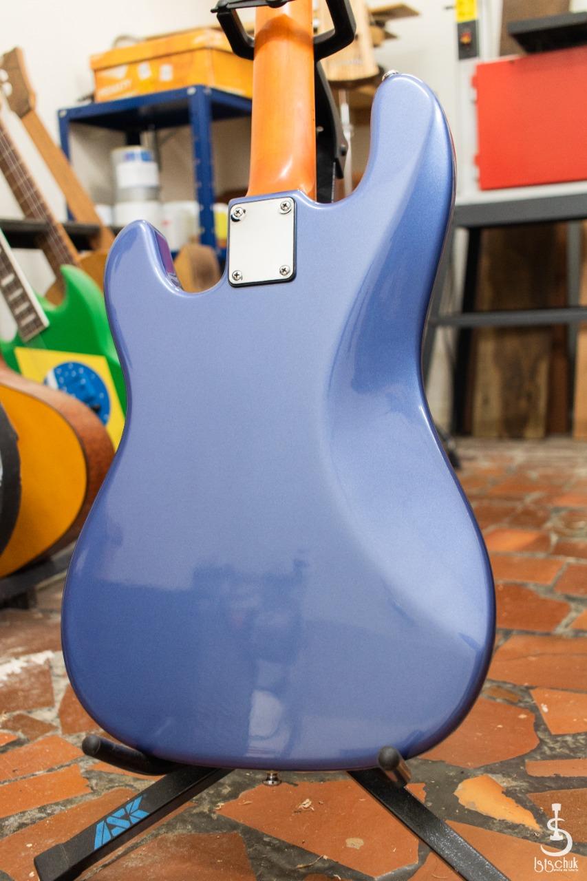 Reforma de Precision Bass feita pela IS Luteria de Curitiba   B510