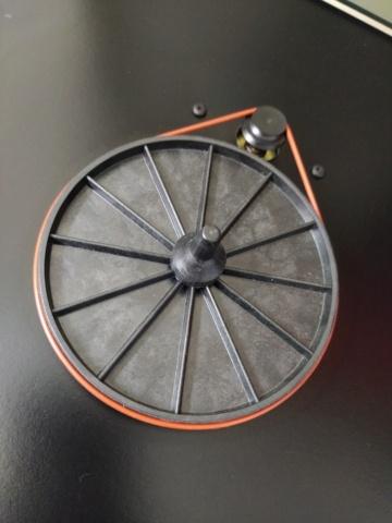 REGA planar turntable drive belt Rega_b11