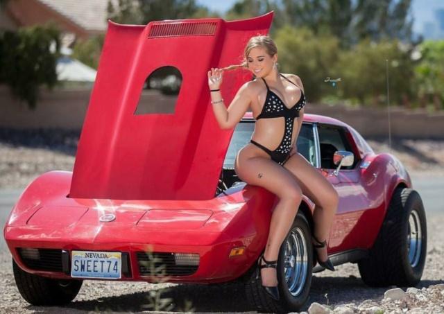 Les Jolies Femmes et l'Automobile XV - Page 6 -0xem10