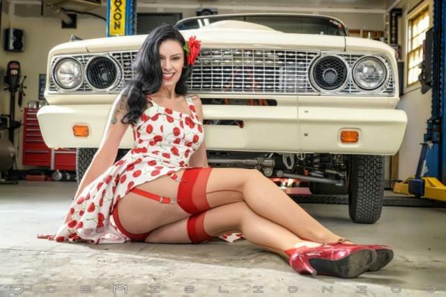 Les Jolies Femmes et l'Automobile XV - Page 4 -tumbl21