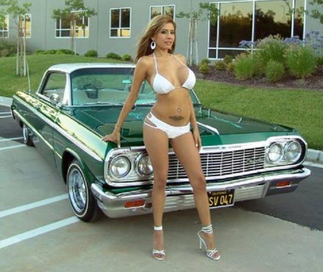 Les Jolies Femmes et l'Automobile XV - Page 8 -tumbl33