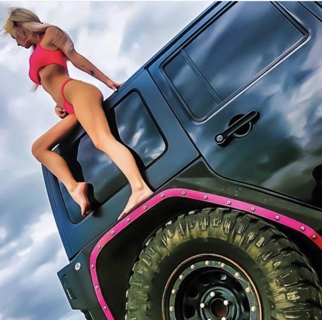 Les Jolies Femmes et l'Automobile XV - Page 8 -tumbl38