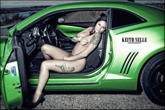 Les Jolies Femmes et l'Automobile XV - Page 8 -tumbl42
