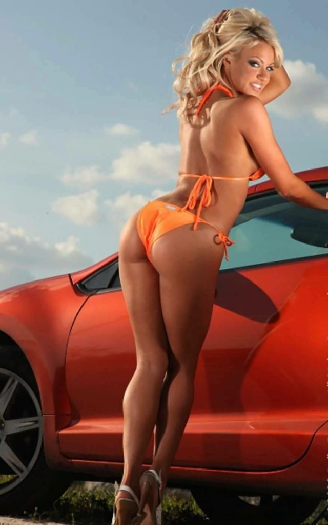 Les Jolies Femmes et l'Automobile XV - Page 8 -tumbl44