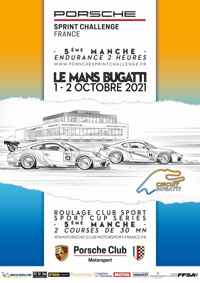 PORSCHE Club Motorsport 16308410