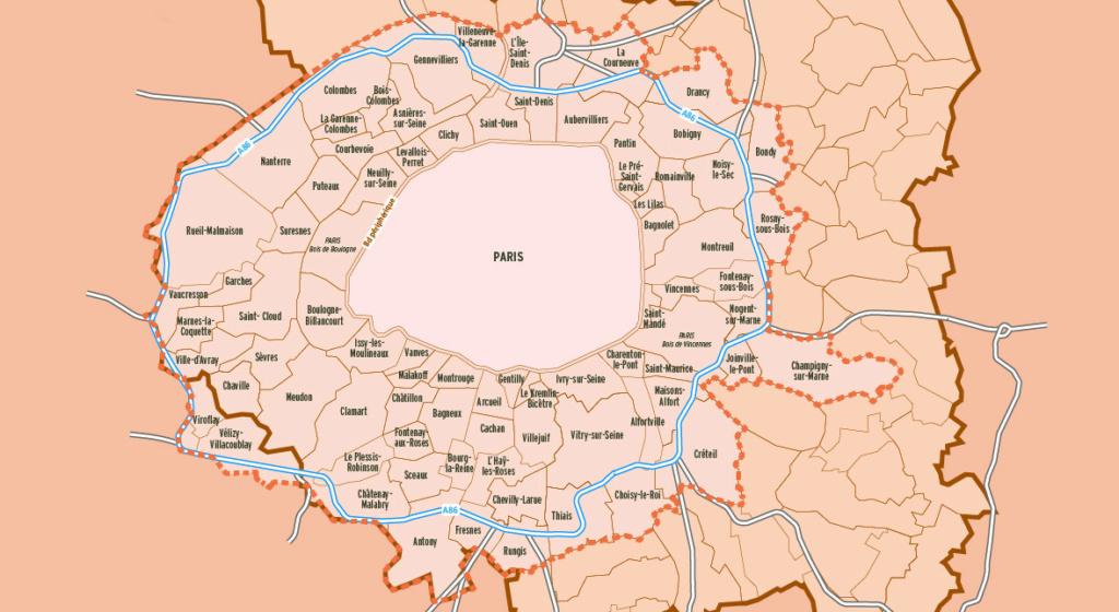 ZFE - Zones de Faibles Emissions Carte-10