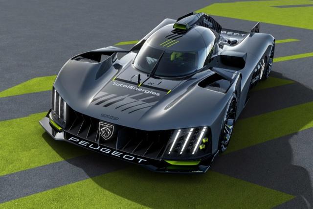 News WEC & Le Mans ... 2 - Page 32 Peugeo11