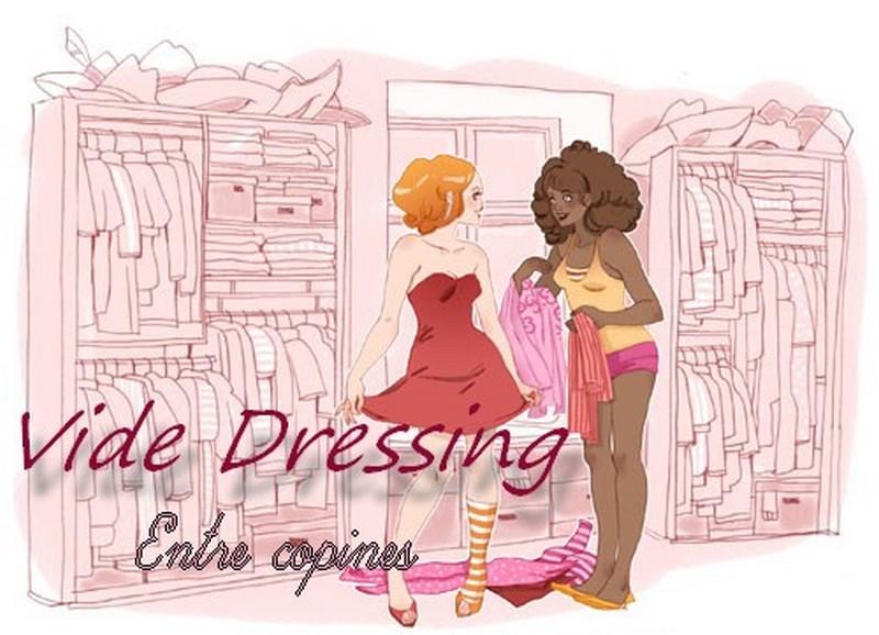 vide dressing entre copines