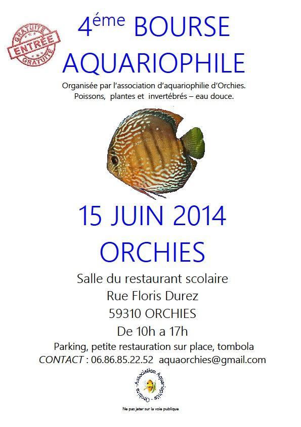 Bourse Orchies 15 juin 2014 Affich21