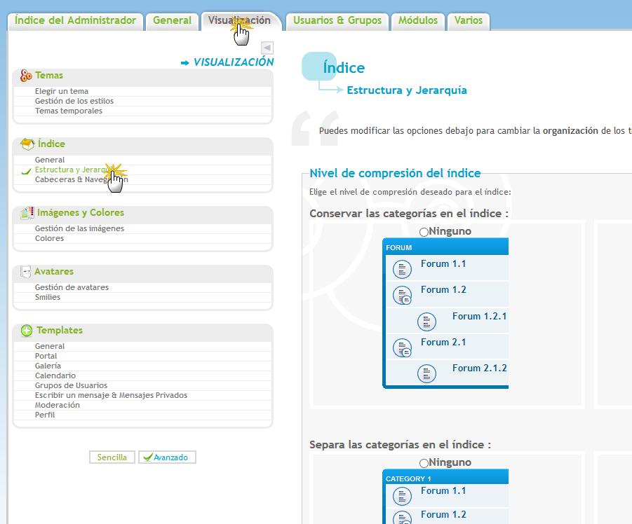 Avatar en últimos mensajes + Edición de Templates (phpBB3 + InVision ...