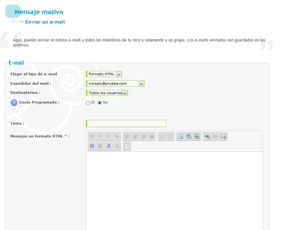 Avatar en últimos mensajes + Edición de Templates (phpBB3 + InVision) + Newsletter Programada - Página 2 28-04-11