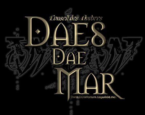Guilde DAES DAE MAR (Conseil des Ombre)