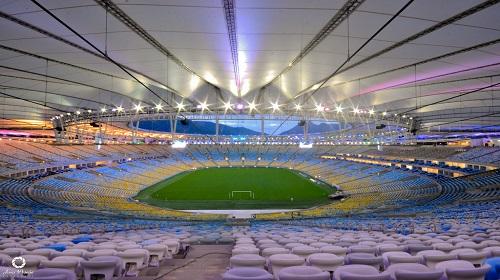 Présentation de la Coupe du monde FIFA 2014 Rio-de10