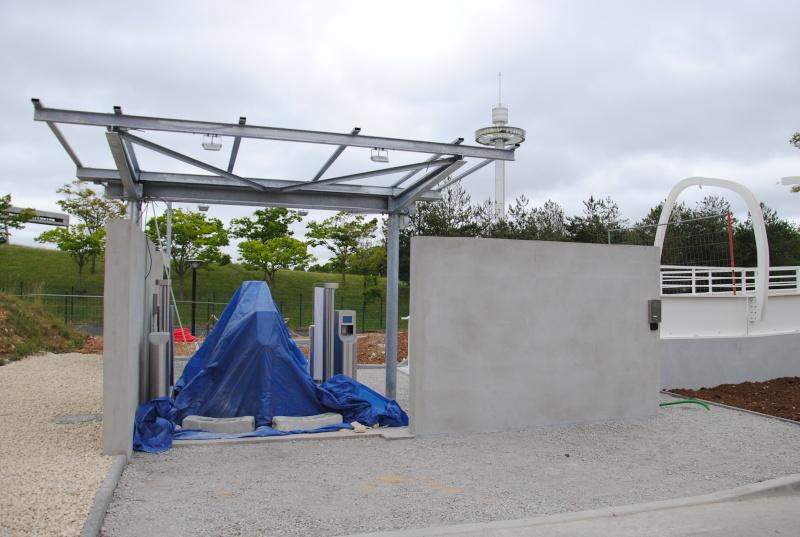 Nouvelle passerelle d'accès Parc - Hôtel du Futuroscope - Page 3 Dsc_0913