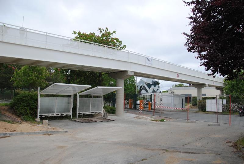 Nouvelle passerelle d'accès Parc - Hôtel du Futuroscope - Page 3 Dsc_0915