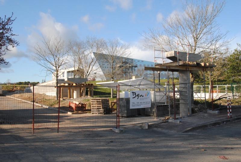 Nouvelle passerelle d'accès Parc - Hôtel du Futuroscope - Page 2 Dsc_1110