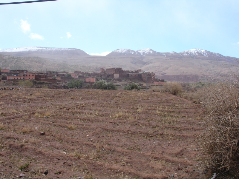 route de Telouet à Aït Ben Haddou Casba_10