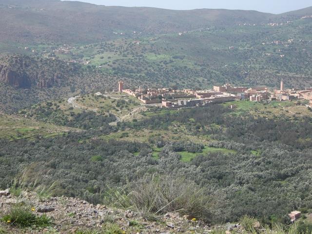 R105 tafraoute /Agadir L_anne10