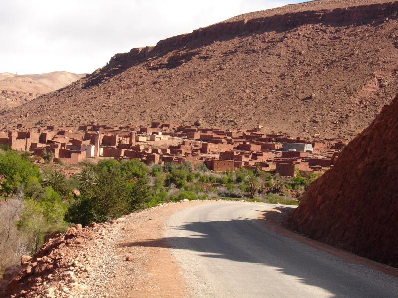 route de Telouet à Aït Ben Haddou Nouvel10