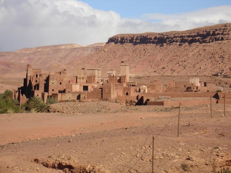 route de Telouet à Aït Ben Haddou Tamdak10