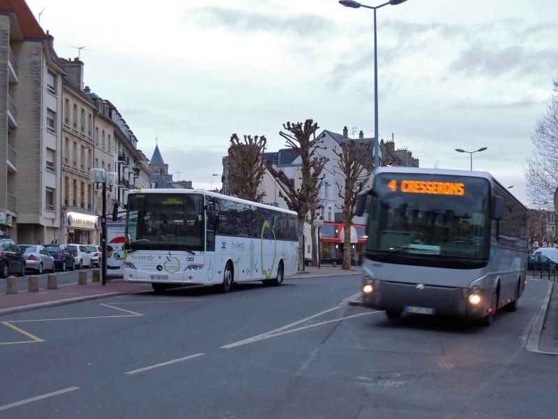 Grèves où perturbations sur le réseau des Bus Verts du Calvados. Dscn6010