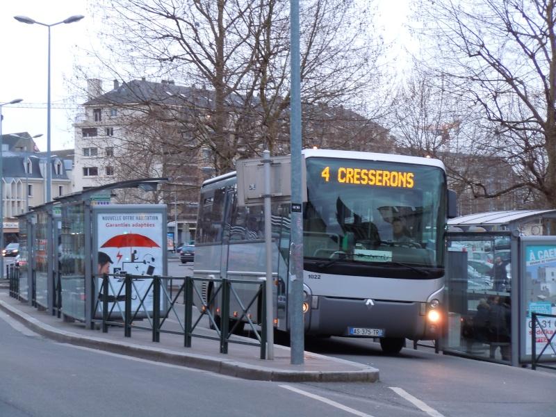 Grèves où perturbations sur le réseau des Bus Verts du Calvados. Dscn6011