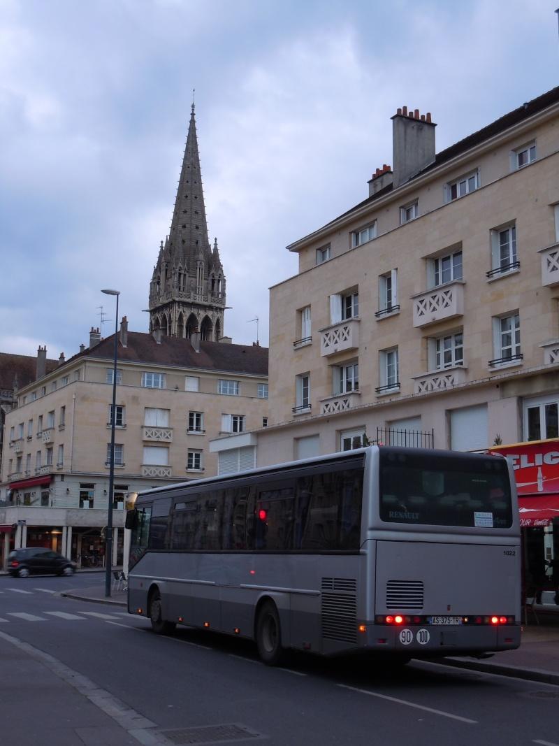 Grèves où perturbations sur le réseau des Bus Verts du Calvados. Dscn6012