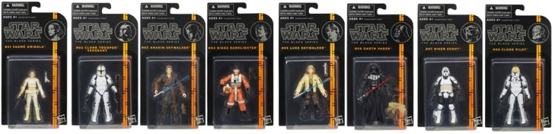 [COLLECTION] HASBRO / BLACK SERIES :  Figurines 3.75 pouces Black-12
