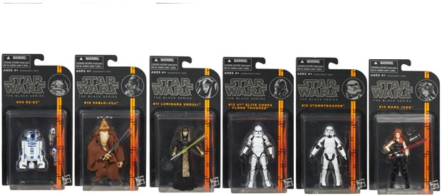 [COLLECTION] HASBRO / BLACK SERIES :  Figurines 3.75 pouces Black-13