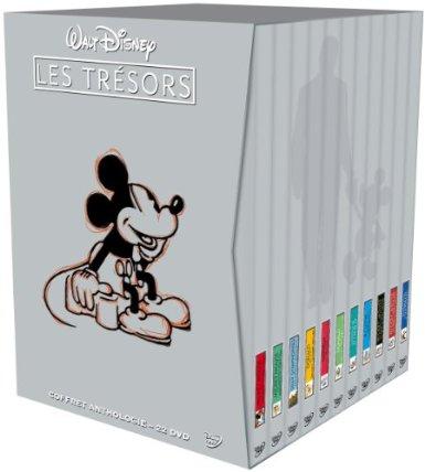 Intégrale Les trésors de Walt Disney (DVD) Unknow10