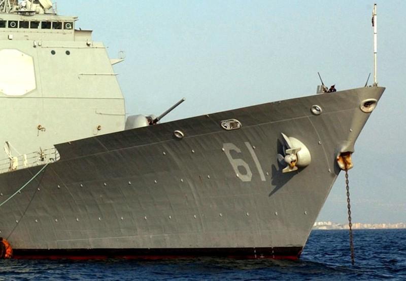 AEGIS cruiser USS MONTEREY CG-61 1/700   Cg-61-11