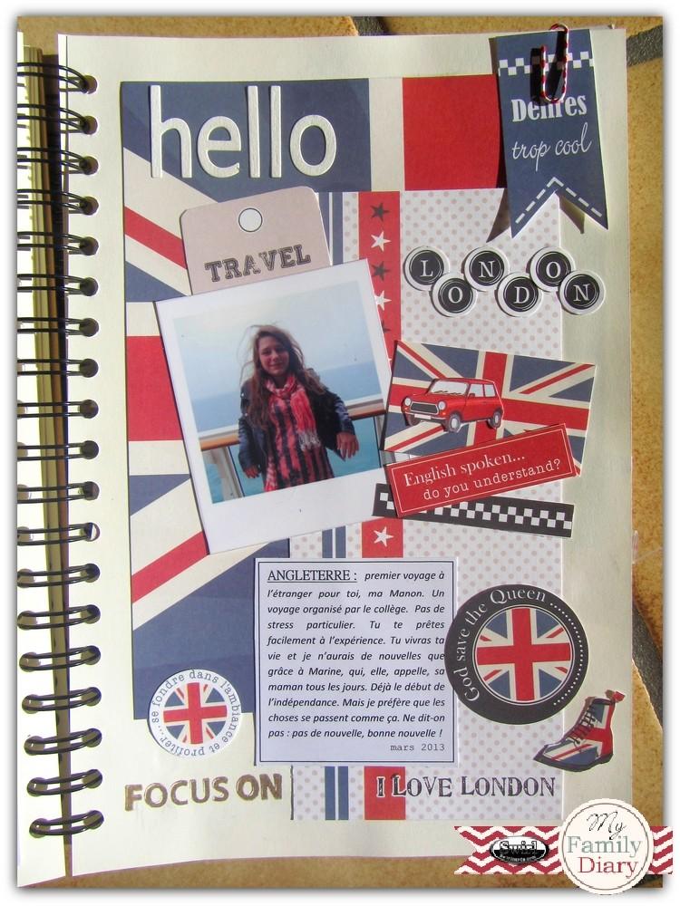 ** Family Diary - AURORE  ** Maj du 23/11/13 Hello10