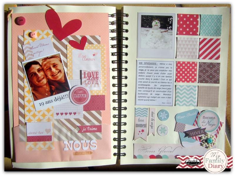 ** Family Diary - AURORE  ** Maj du 23/11/13 Nous_e10
