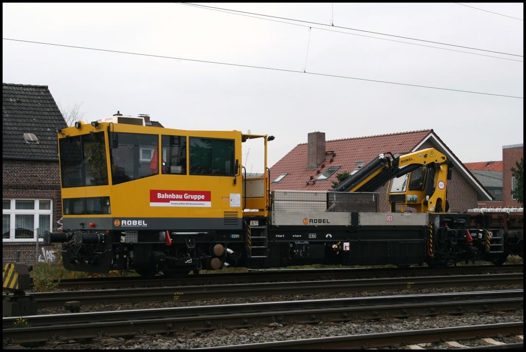 ROBEL Bullok 54.22 Draisine Maintenance DB Bahnbau - Kibri 16100 81168810