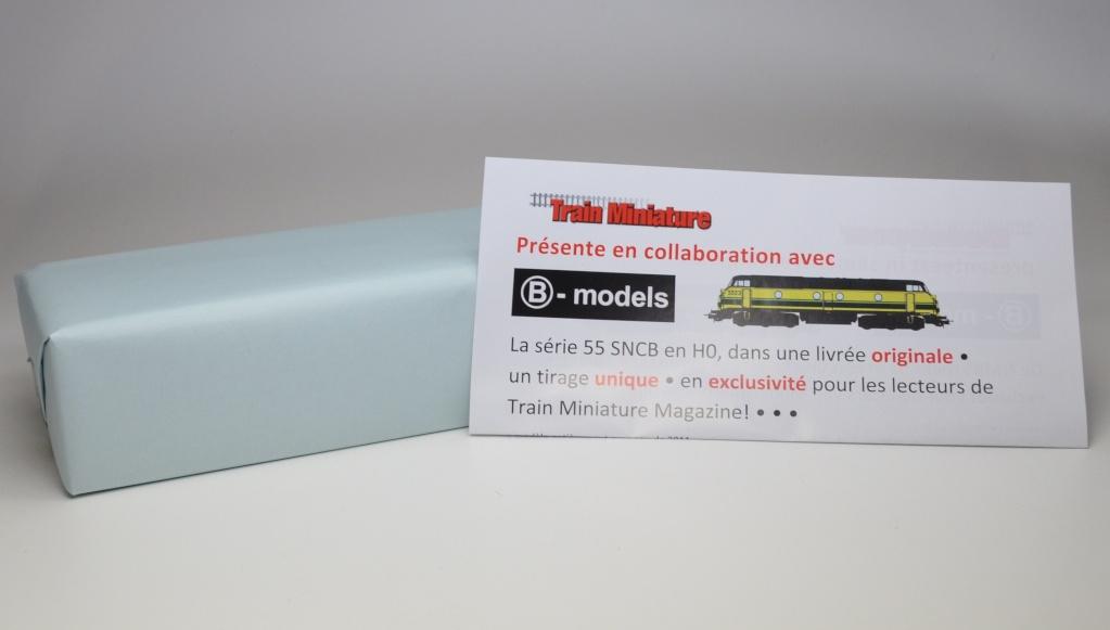 Action 5523 SNCB du TrainMiniatureMagazine - Modelspoormagazine Dsc_0024