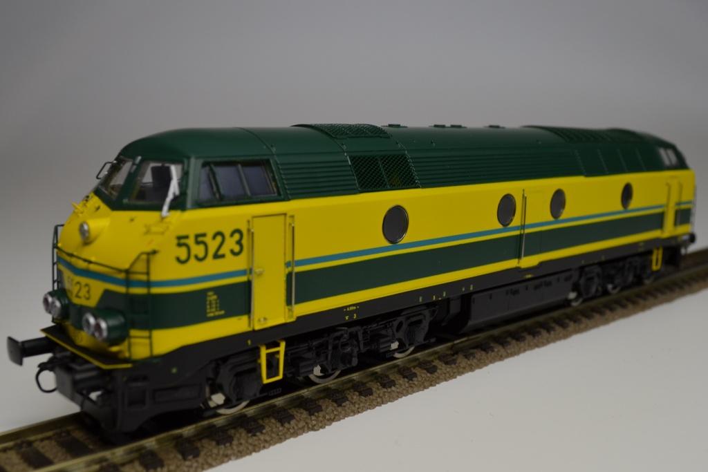 Action 5523 SNCB du TrainMiniatureMagazine - Modelspoormagazine Dsc_0026