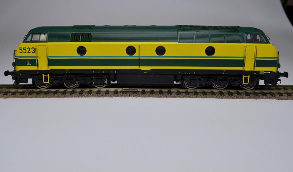 Action 5523 SNCB du TrainMiniatureMagazine - Modelspoormagazine Dsc_0027