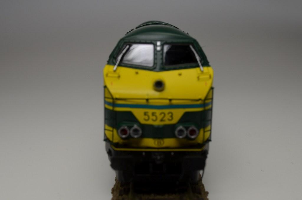 Action 5523 SNCB du TrainMiniatureMagazine - Modelspoormagazine Dsc_0028