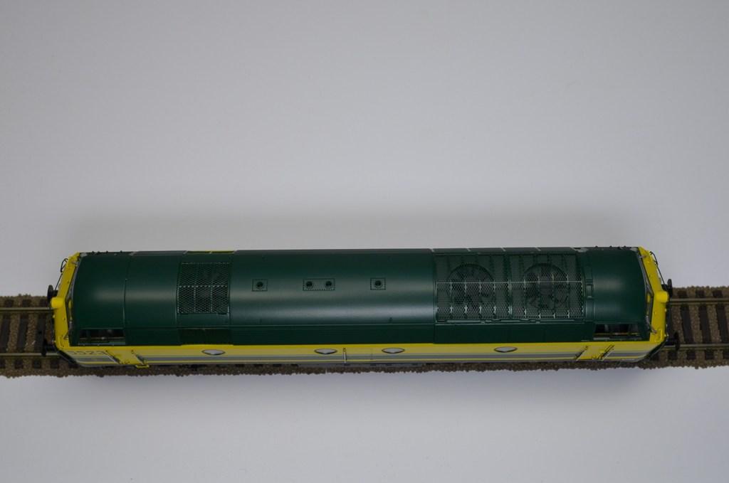 Action 5523 SNCB du TrainMiniatureMagazine - Modelspoormagazine Dsc_0029