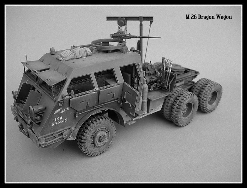 M 26 Dragon Wagon Tamiya 1/35 Dscn0016