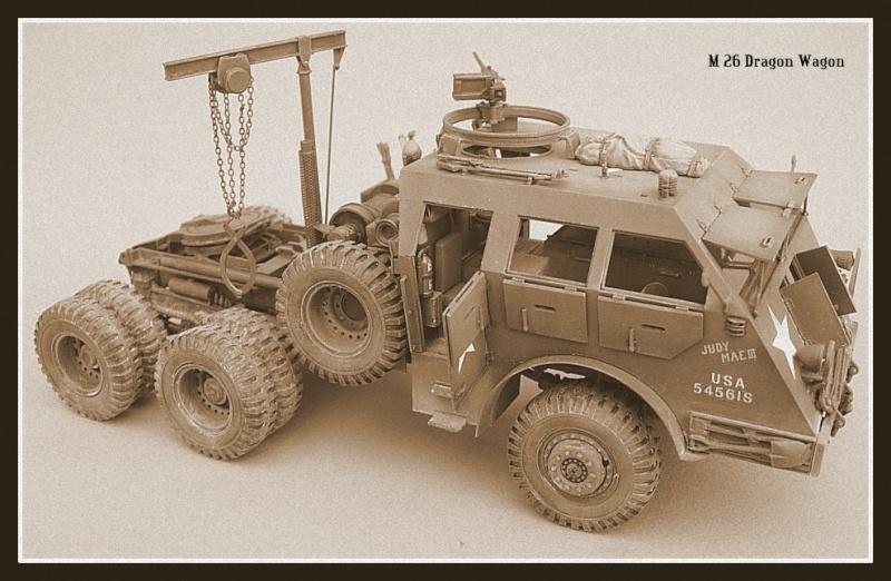 M 26 Dragon Wagon Tamiya 1/35 Dscn0017