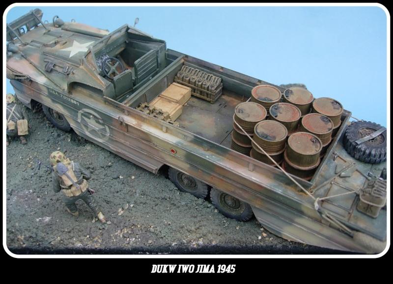 DUKW Iwo Jima 1/35 Italeri Dscn0037